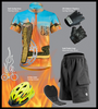 Flaming Cobra Youth Kit Panel