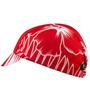 Big Red Kahuna Tropical Print cycle cap