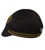 Black and Gold P cap