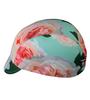Aero Tech Rush Cycling Caps - Pink Roses - Made in USA