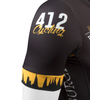 412 Cycling Sleeve on the Dirty Dozen Jersey