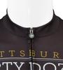 Pittsburgh's Dirty Dozen Collar Detail