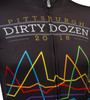 Pittsburgh's Dirty Dozen Front Graphic Detail