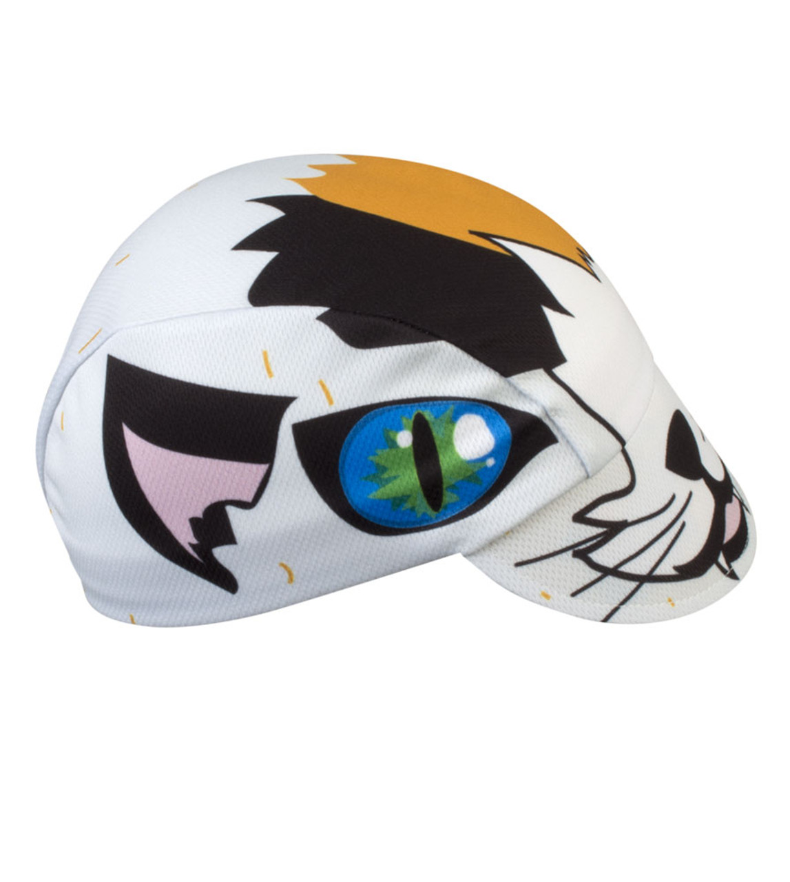 Aero Tech Rush Cycling Caps Alley Cat Made In Usa