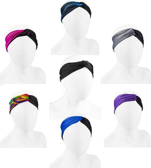Aero Tech Women's Twisted Headband Wrap Icon
