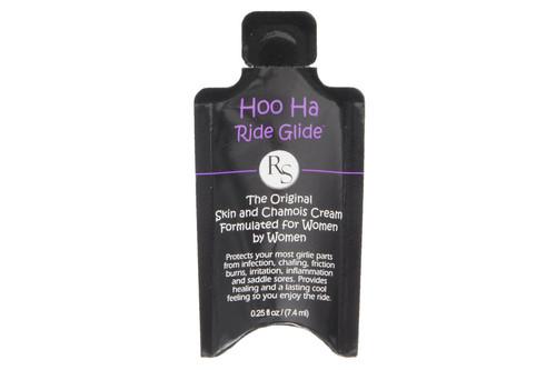 Hoo Ha Ride Glide Skin Lubricant Sample Pack For women