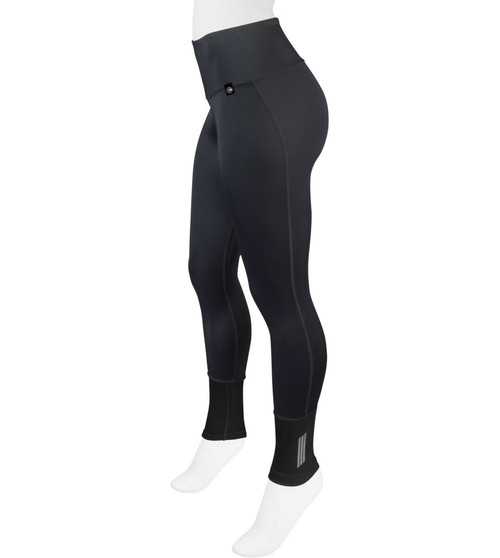 Padded Cycling Tights are cottony soft
