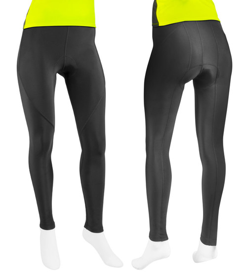 Aero Tech Women's Triumph Cycling Tights PADDED - Made in USA