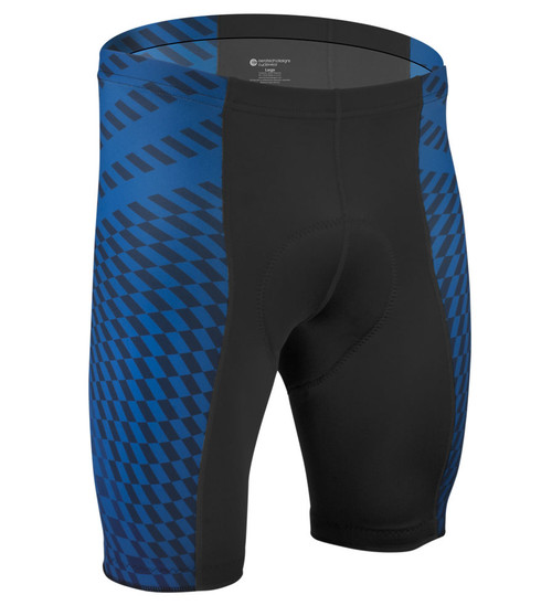 Aero Tech BIG Men's Shorts - Power Tread - PADDED Made In USA