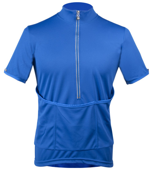 Aero Tech Recumbent Jersey with Front Pockets by Aero Tech Designs