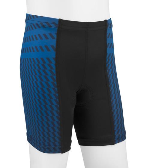 Aero Tech Youth Shorts - Power Tread - PADDED Bike Shorts