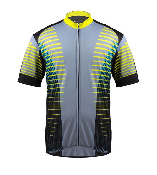Sprint Cycling Jersey El Grande Front