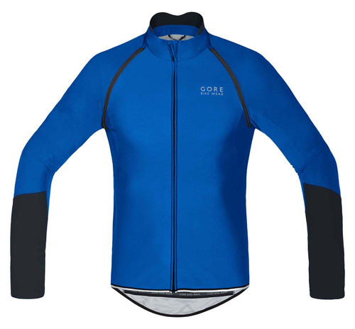 Gore Men's Power Windstopper Zip-Off Jersey
