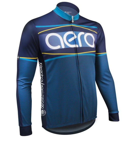 Aero Tech Designs Custom | Long Sleeve Fitness Jersey