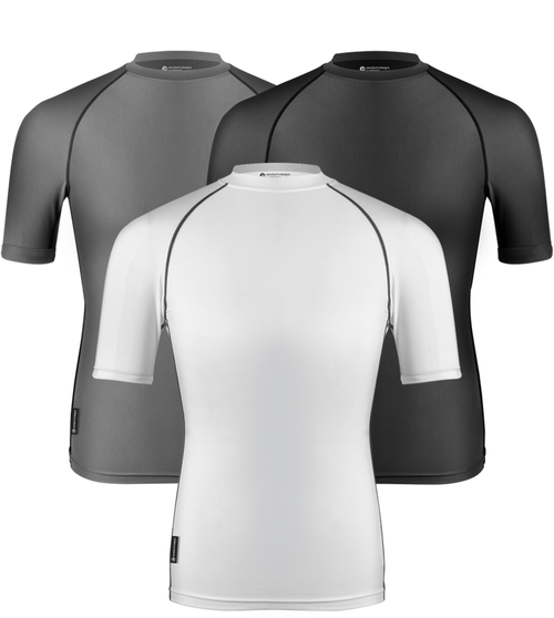 Short Sleeve Compression Shirt from Aero Tech Designs