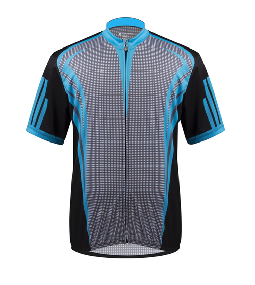 Men's Alsan Sprint Cycling Jersey Front