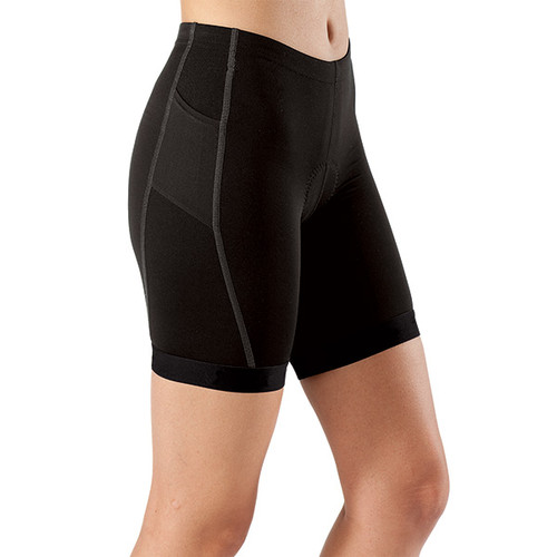 "Terry Tri Short By Terry with 8"" Inseam"