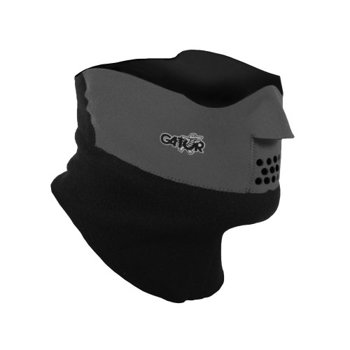 Gator Duo Neoprene Face Protector in Black