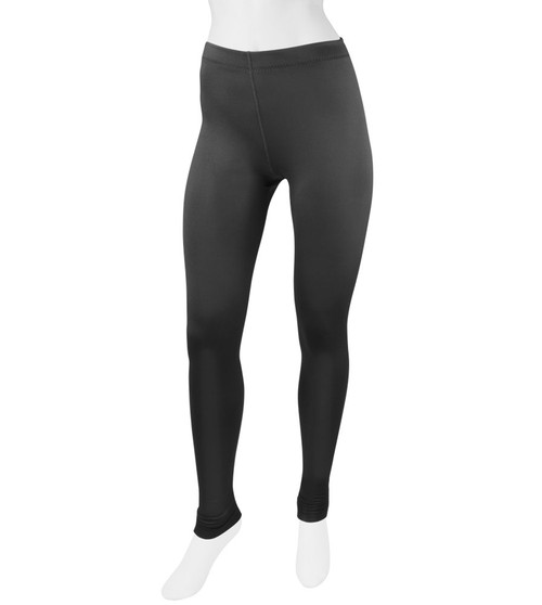 women's stretch fleece tights