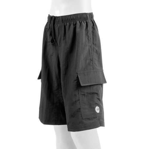 Aero Tech Youth PADDED Cargo Mountain Bike Short