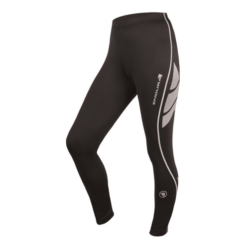 Endura Womens Luminite Reflective Tights Front View