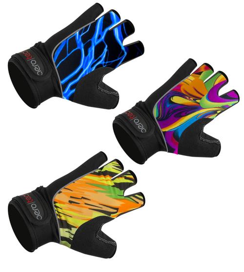 Aero Tech Wild Print Glove Icon