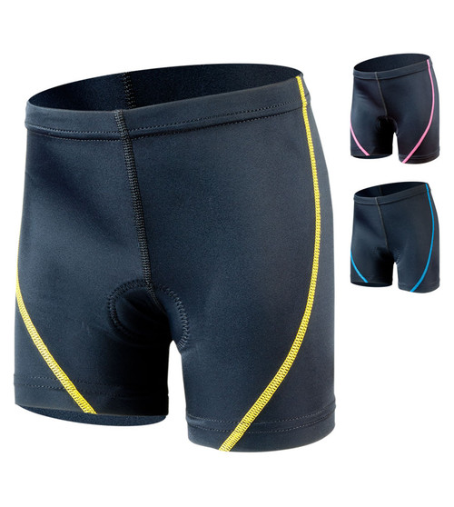 Aero Tech Youth Animal Cracker Youth PADDED Bike Shorts