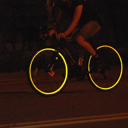 FIKS Reflective 3M Scotchite Wheel Stripes