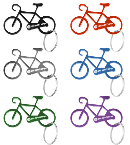 Bicycle Key Chain Icon