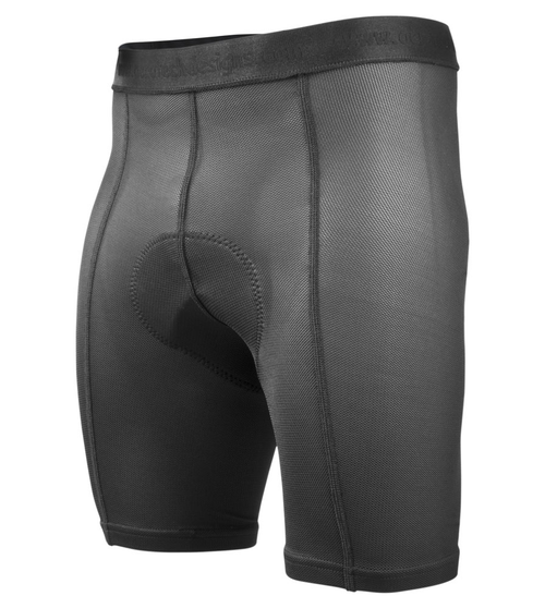 Aero Tech BIG Men's PADDED Bicycle Touring Underwear Front View