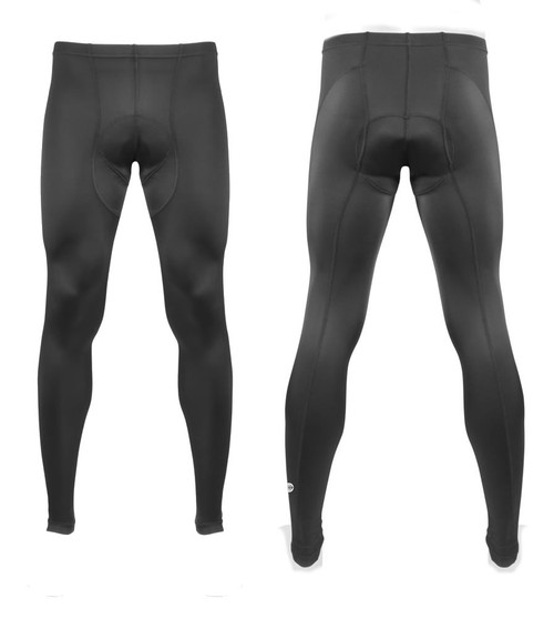 Aero Tech Men's Triumph PADDED Cycling Tights Made in USA