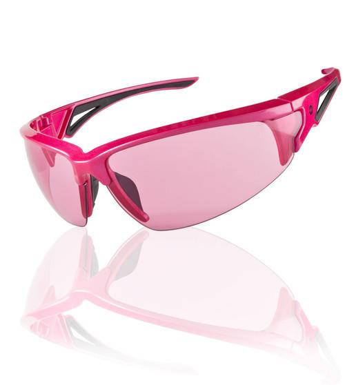 Aero Tech Triumph Pink Rose Colored UV protection Sunglasses