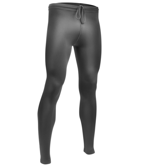 Aero Tech BIG Size Men's Spandex Unpadded Workout Tights Front View