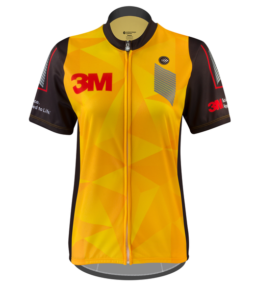 Women's Safety 3M Empress Jerseys Front View