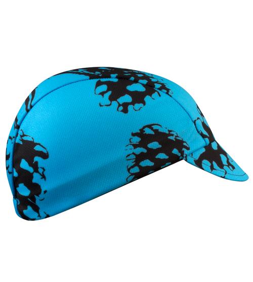 brim of bike hat is plastic