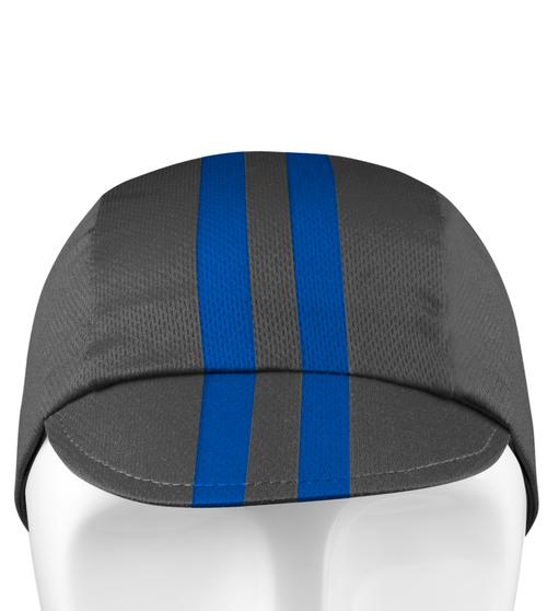 blue stripe front view