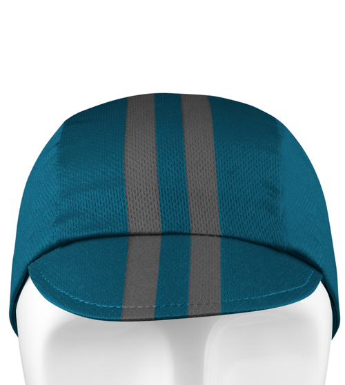 Rush_CyclingCaps_Classic_Teal_Front
