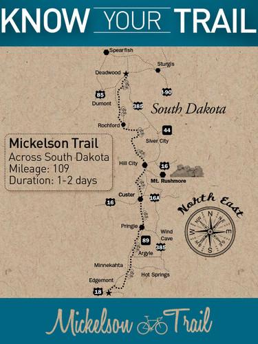 Summer Adventures Part 4: Mickelson Trail