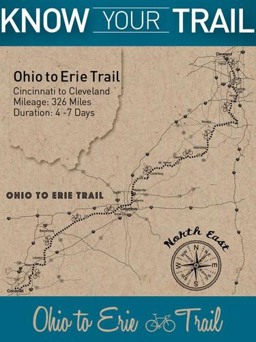 Cincinnati to Cleveland by Bike