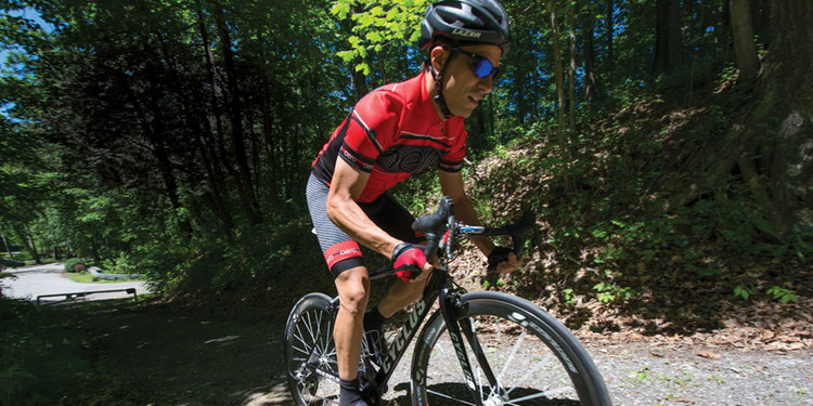 Cross-training for cyclists