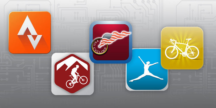 6 Helpful Apps for Cyclists to Use in 2017