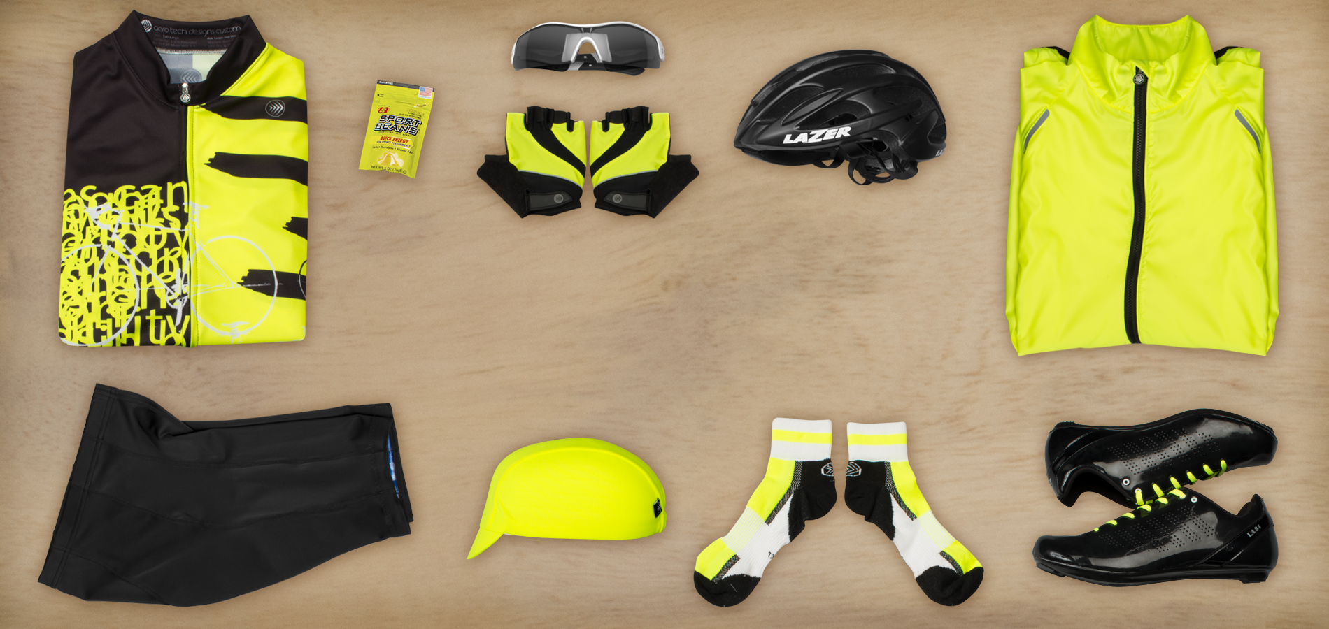 Spring Essentials for cycling