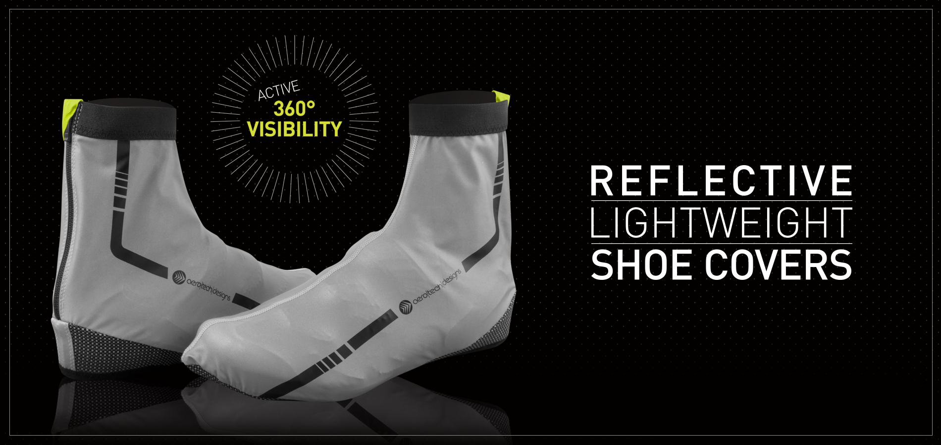 Reflective Shoe Covers