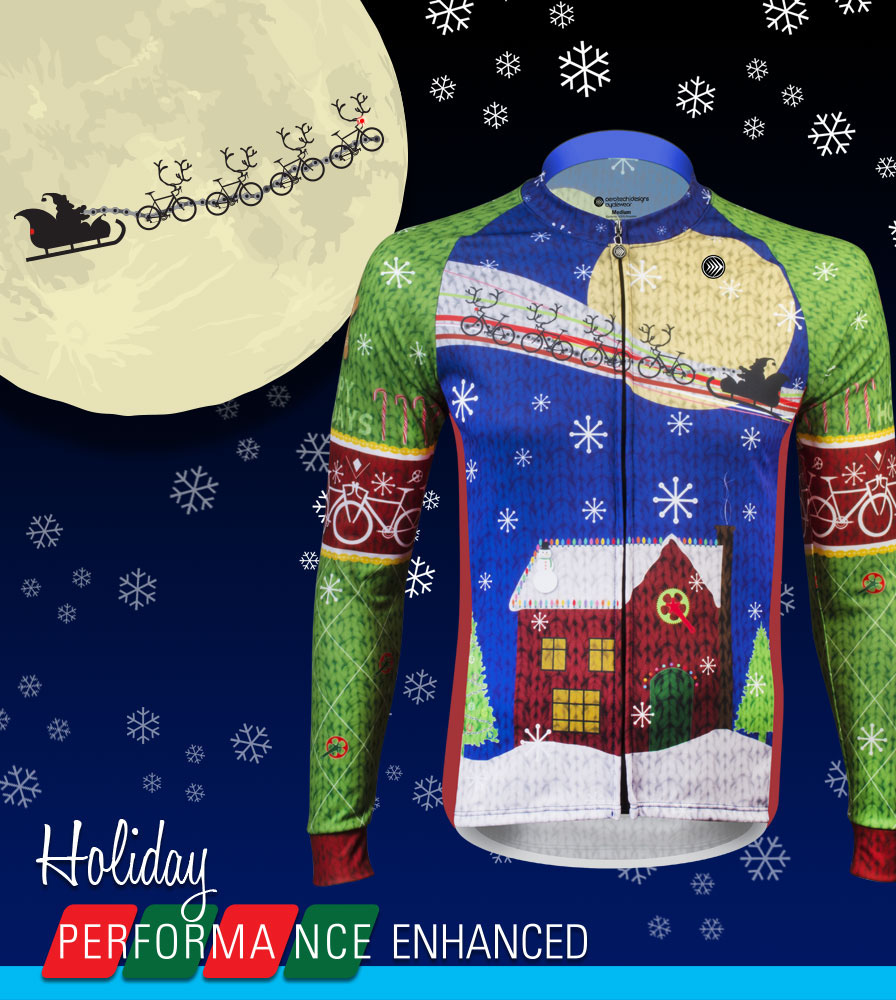 Holiday Background Jersey