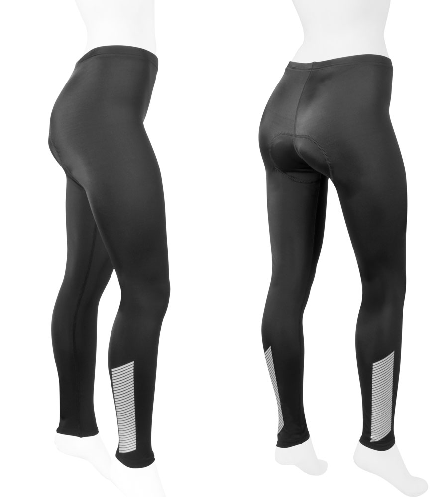 reflective cycling tights