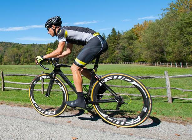 jordan Villella professional bike racer