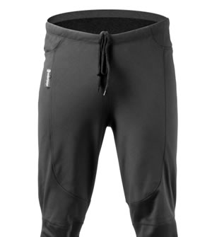 Men's Thermal Wind Proof Pants Drawstring