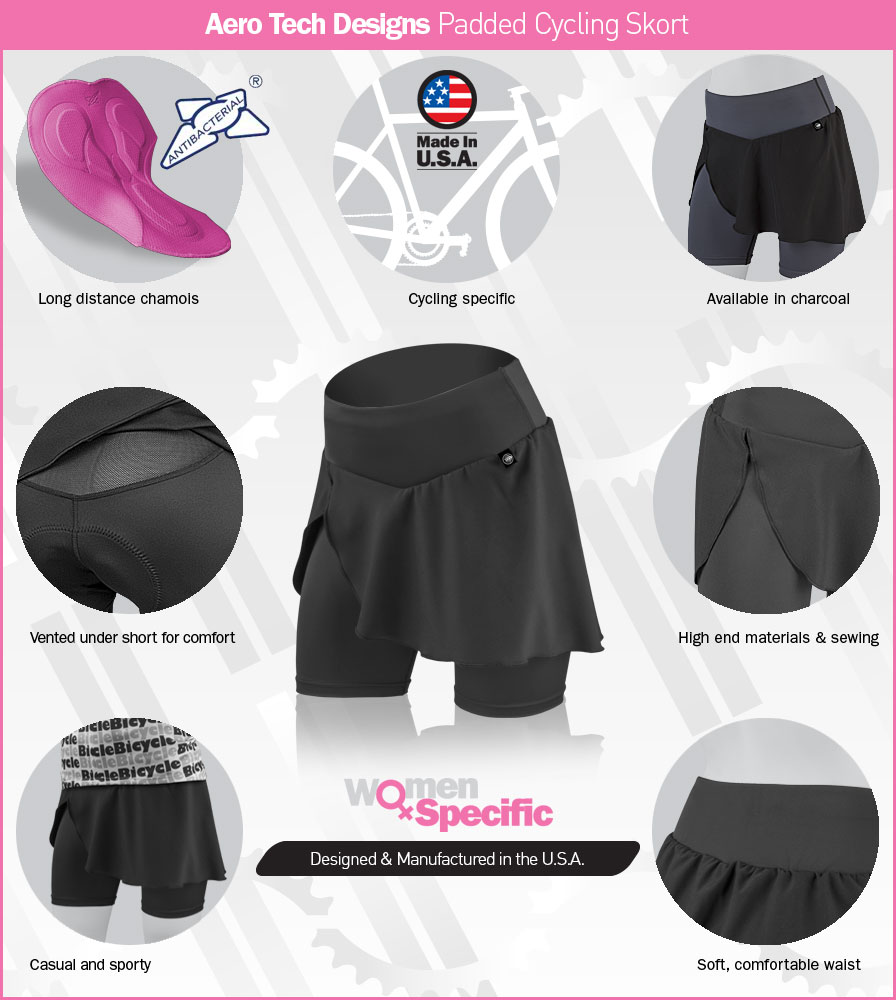 Lots of Athletic Fashion Features