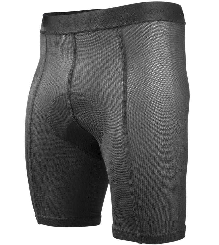 aero tech bicycling underwear