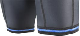 gripper elastic on apparel